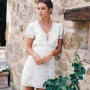 With Jean Siena Dress | Camellia